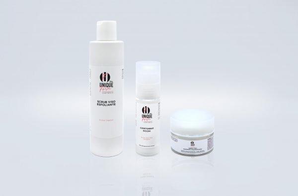 Rutine trattamento viso anti-age azione volumizzante idratante - Theuniqueform