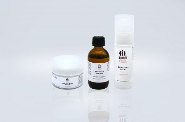 Trattamento viso anti age azione antiossidante - Theuniqueform