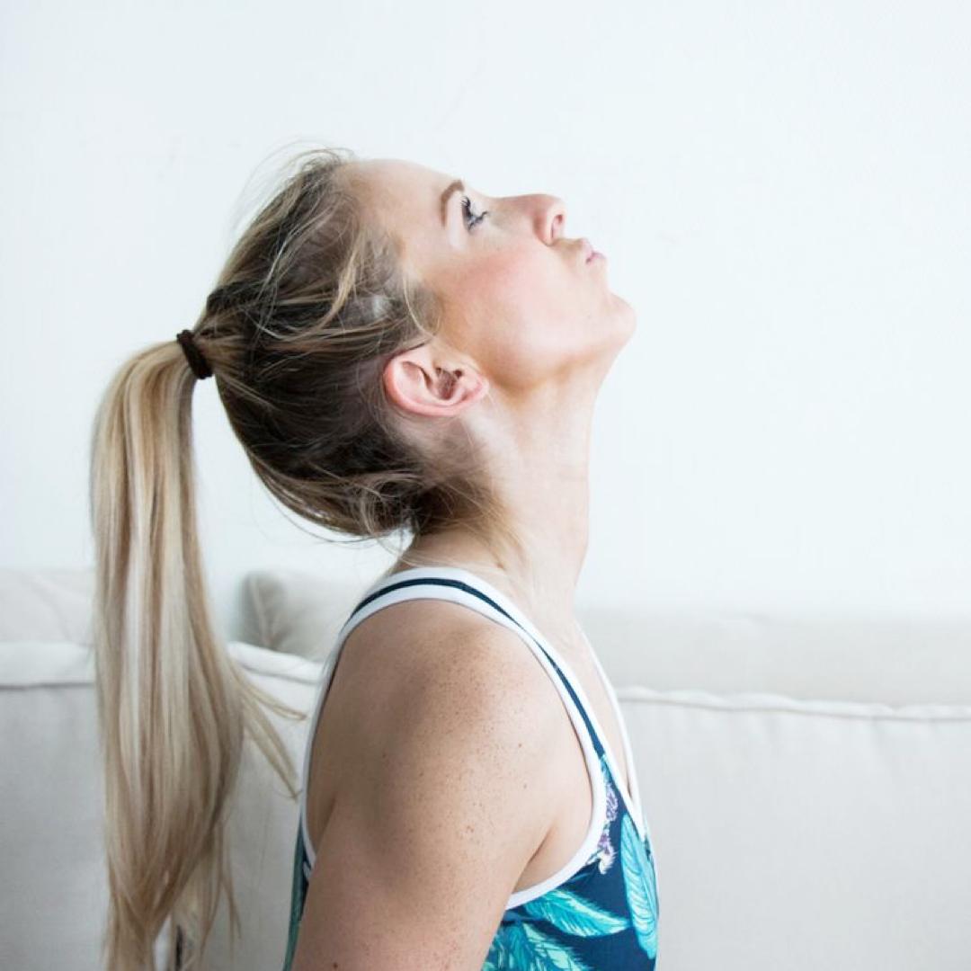 Esistono segreti naturali per eliminare il doppio mento?